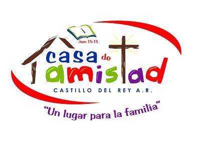 Logo Casa de Amistad